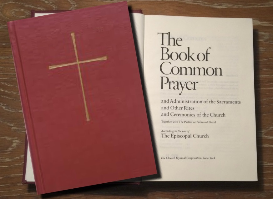 Book of Common Prayer - Christ's Episcopal Church