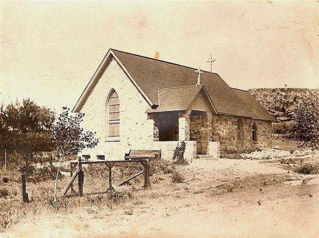 Christ's Church c. 1911